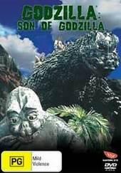 Godzilla: Son Of Godzilla on DVD