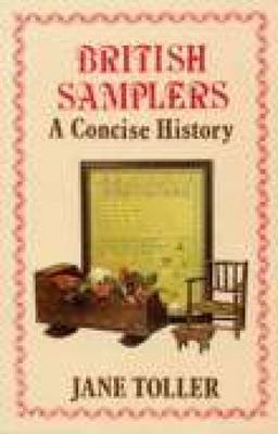 British Samplers by Jane Toller