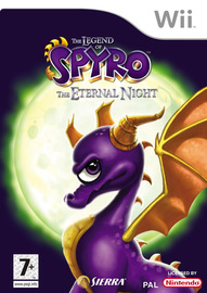 Legend of Spyro: The Eternal Night for Nintendo Wii