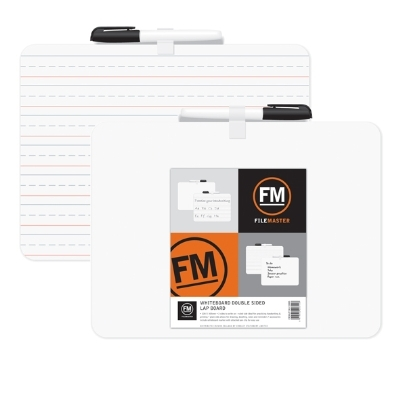 FM Whiteboard Double Sided Lap Board