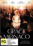 Grace of Monaco on DVD
