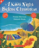 A Kiwi Night Before Christmas (Book and CD) by Yvonne Morrison