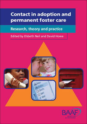 Contact in Adoption and Permanent Foster Care image