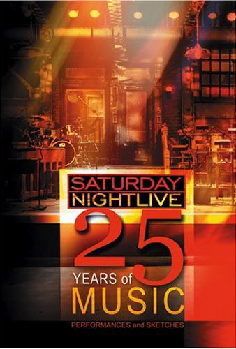 Saturday Night Live - 25 Years Of Music, Performances And Sketches (5 Disc Box Set) on DVD image