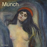 Catch Publishing - 2017 Munch Wall Calendar