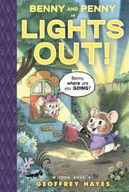 Benny and Penny in Lights out! by Geoffrey Hayes