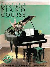 Alfred'S Basic Adult Piano Course Lesson Book 2 by Manus Morton