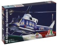 Italeri: 1:72 AB 412 Arma Dei Carabinieri - Model Kit