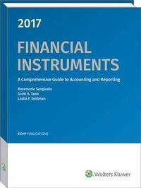 Financial Instruments by Rosemarie Sangiuolo