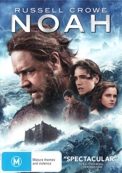 Noah on DVD image