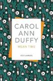 Mean Time by Carol Ann Duffy