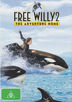 Free Willy 2: The Adventure Home on DVD image