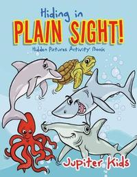 Hiding in Plain Sight! Hidden Pictures Activity Book by Jupiter Kids
