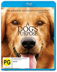 A Dog's Purpose on Blu-ray image