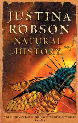 Natural History by Justina Robson image
