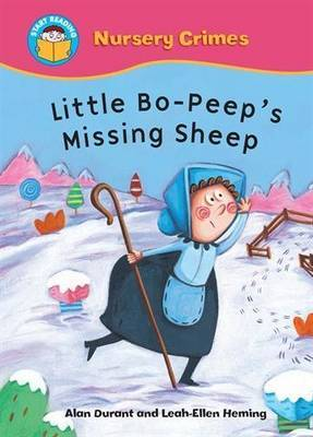 Little Bo Peep's Missing Sheep by Alan Durant image