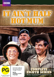 It Ain't Half Hot Mum - Complete 8th Series on DVD