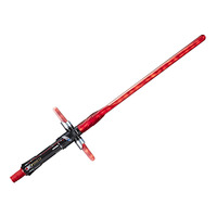 Star Wars: Deluxe Electronic Lightsaber - Kylo Ren image