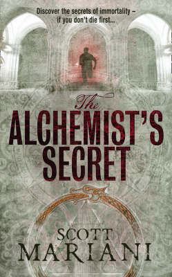 The Alchemist's Secret by Scott Mariani image