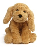 Gund Cozys: Caramel Dog - Small Plush