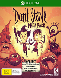 Don't Starve Mega Pack for Xbox One