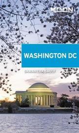 Moon Washington DC (First Edition) by Samantha Sault
