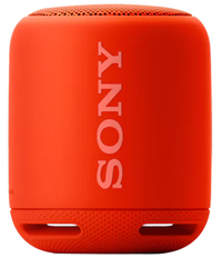 Sony SRS-XB10 Portable Wireless Speakers - Red