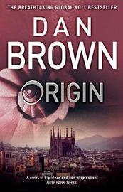 Origin by Dan Brown image