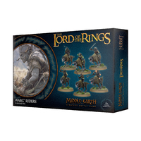 Lord of the Rings: Warg Riders