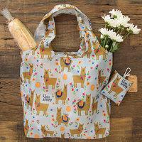 Natural Life: Fold-up Shopping Bag - Llive Happy