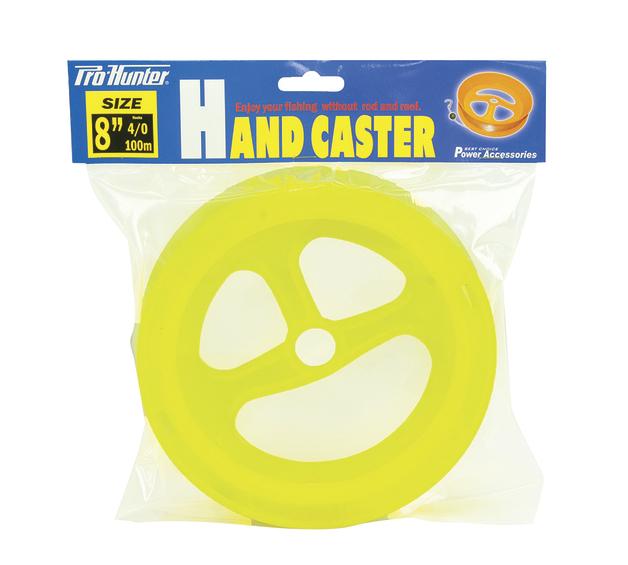"""Pro Hunter Hand Caster 15lb 4"""""""