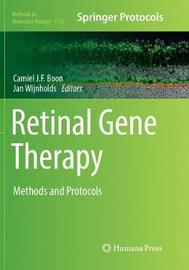 Retinal Gene Therapy