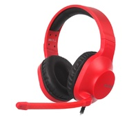 SADES Spirits Universal Gaming Headset (Red) for