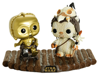 Star Wars - Endor Encounter Pop! Movie Moment Figure image