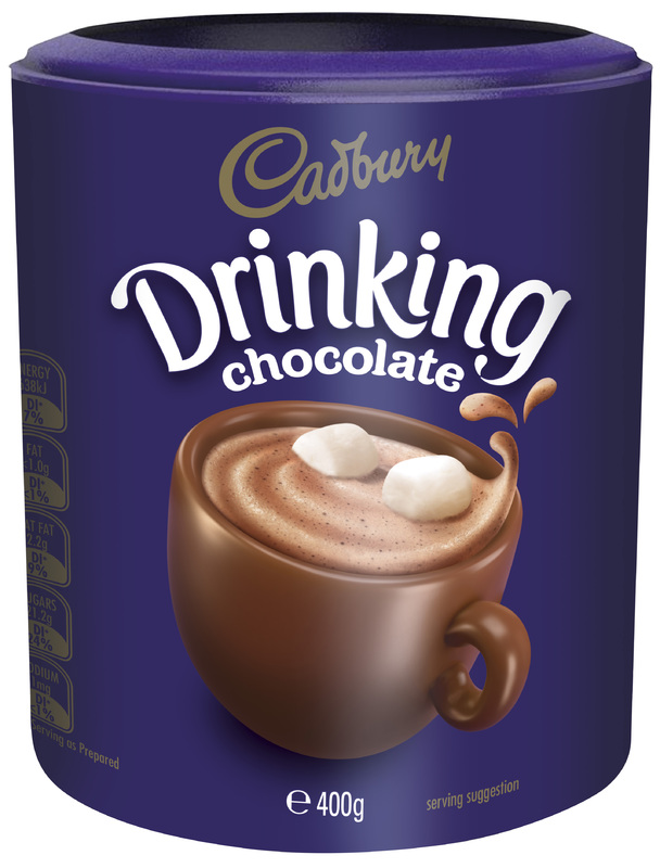 Cadbury Drinking Chocolate (400g)