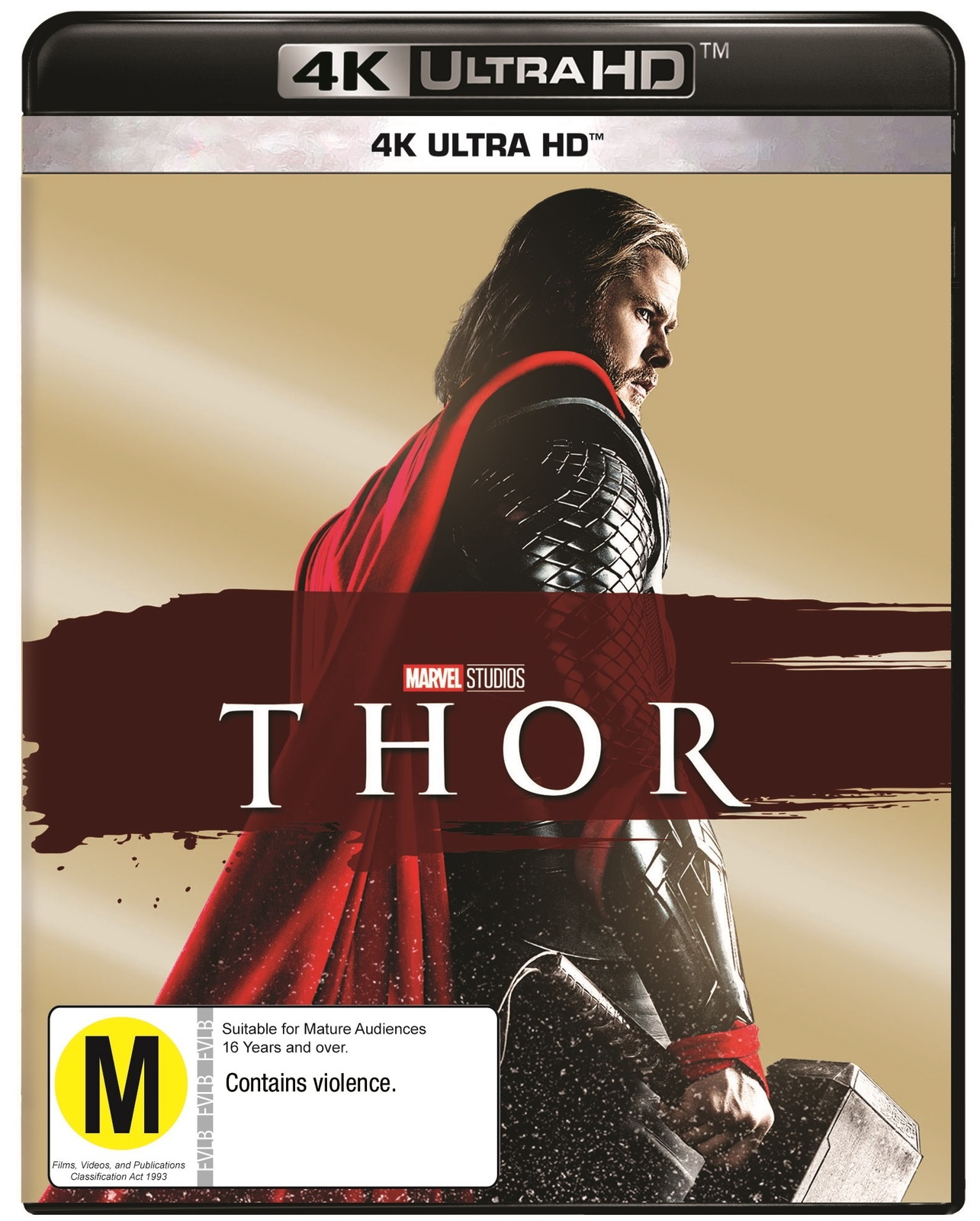 Thor on UHD Blu-ray image