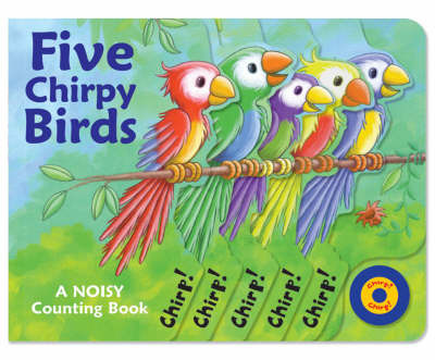 Five Chirpy Birds by Susie Brooks image