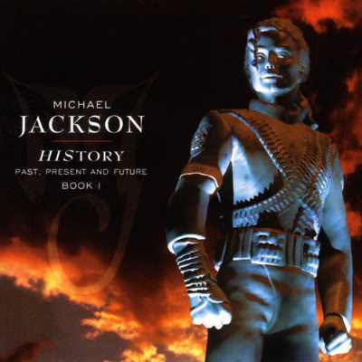HIStory: Past, Present And Future Book 1 by Michael Jackson image