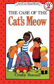 Case of the Cat's Meow by Crosby Newell Bonsall