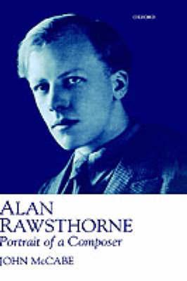 Alan Rawsthorne by John McCabe image