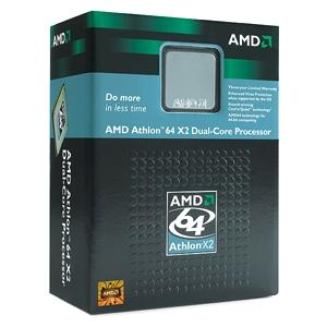 AMD ATHLON X2 4400+ DUAL CORE BOX - AM2 image