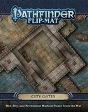 Pathfinder Flip-Mat - City Gates