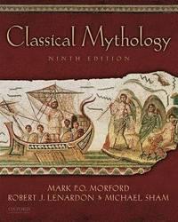 Classical Mythology by Mark Morford image