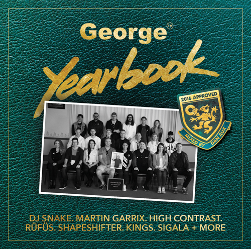 George FM - Yearbook 2016 image