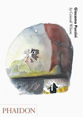 Giacomo Puccini by Conrad Wilson