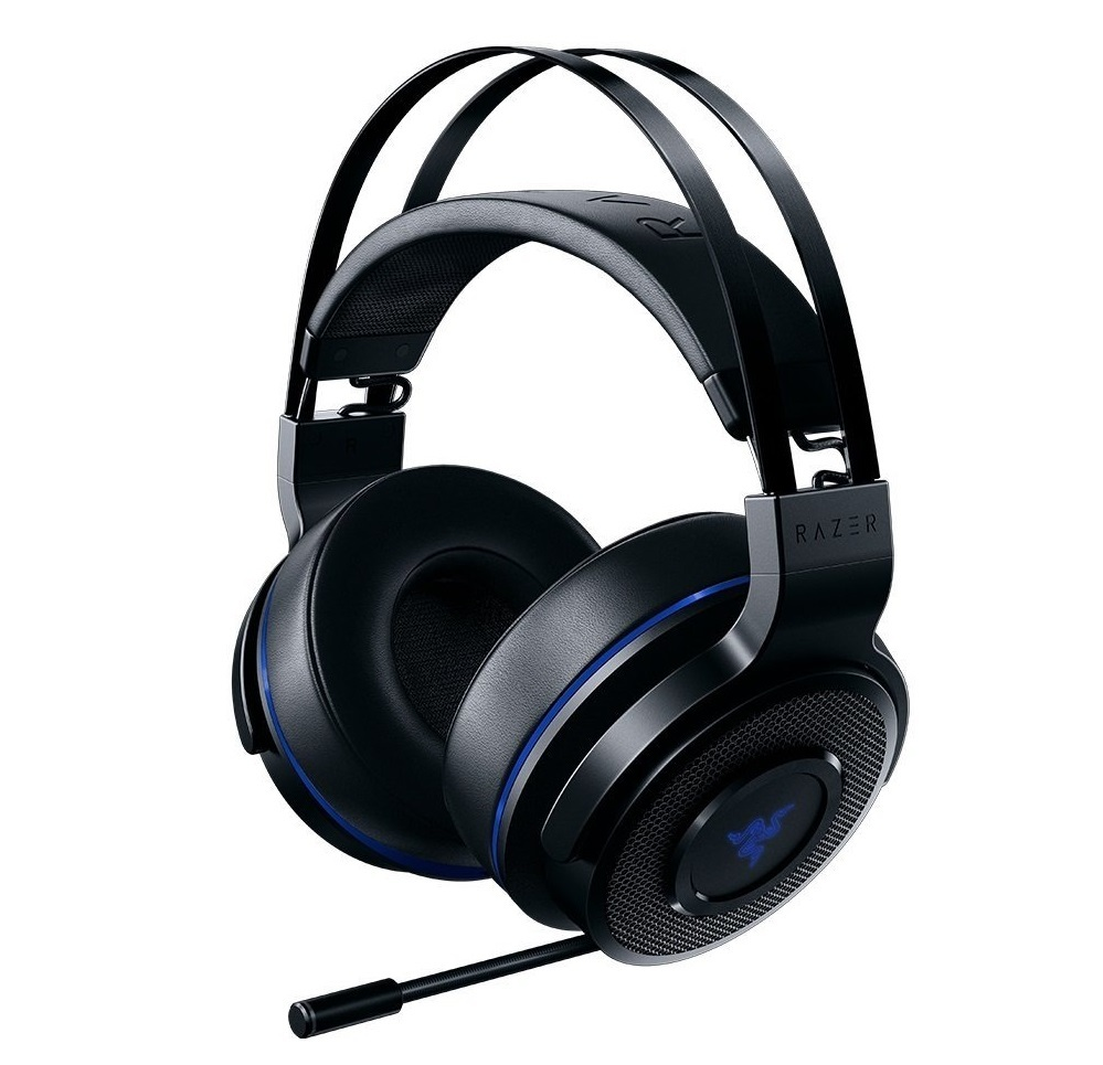 Razer Thresher Ultimate Wireless Gaming Headset - PS4 for PS4 image