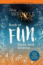 A Wrinkle in Time Book of Fun, Facts, and Science by Disney