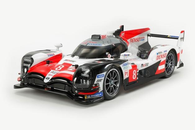 Tamiya: RC Toyota Gazoo Racing Ts050 Hybrid (F103GT Chassis)
