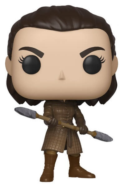 Game of Thrones - Arya Stark (with Spear) Pop! Vinyl Figure
