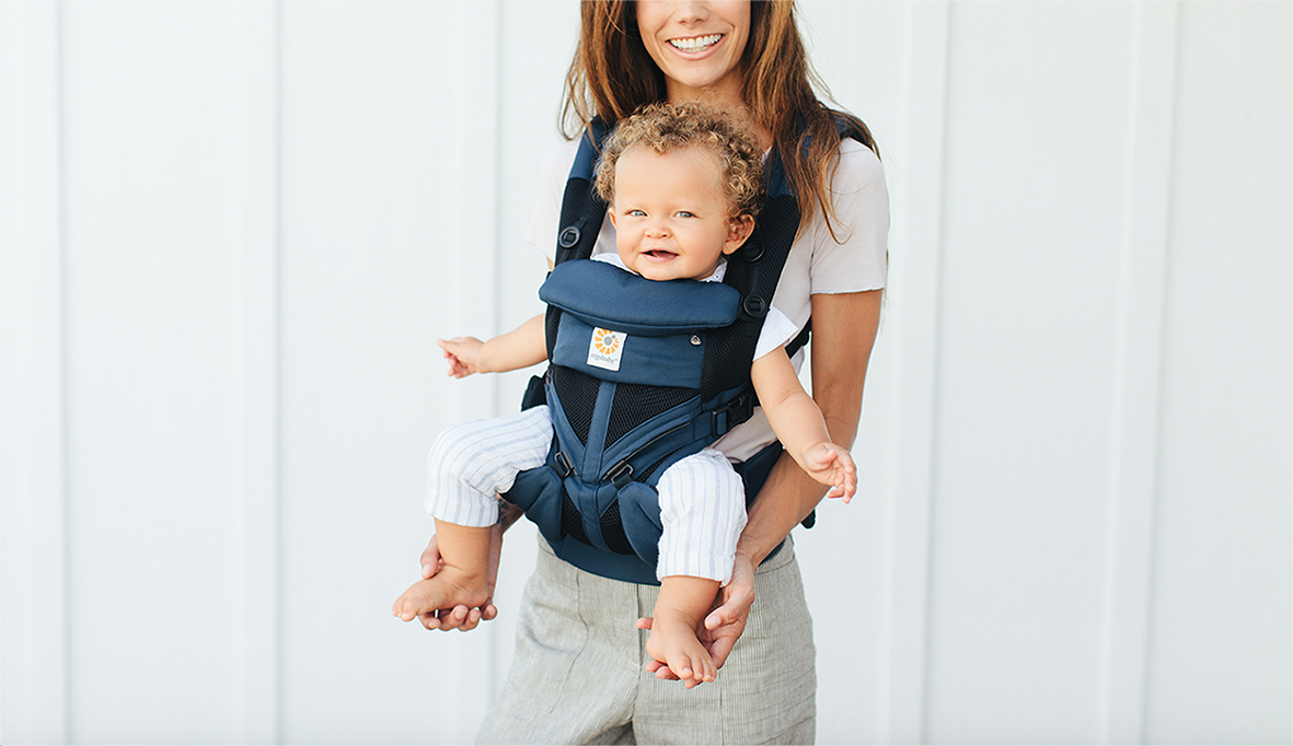 Ergobaby Omni 360 Cool Air Mesh Carrier - Raven image